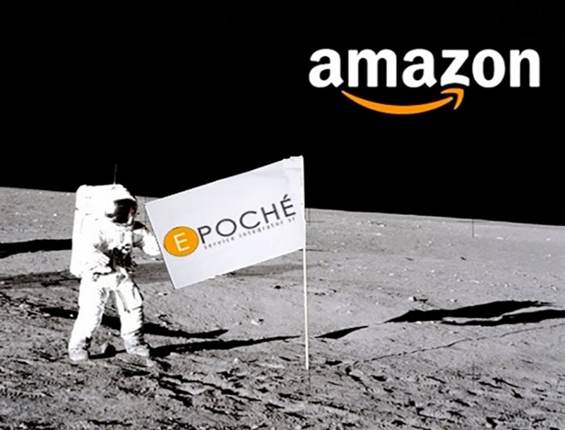EPOCHE' SBARCA SU AMAZON!