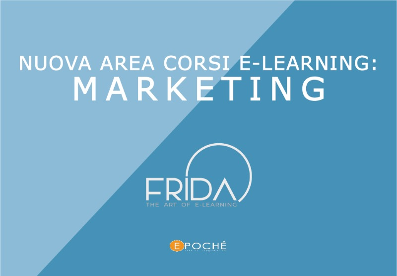 NUOVA AREA CORSI E-LEARNING: MARKETING